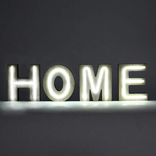 Helio Ferretti Letras Luminosas Home, Varios