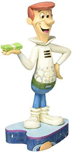 s erfüllen George Jetson Figur 4051588New Hanna Barbera ()