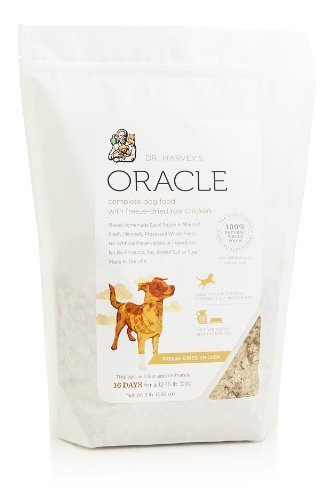 dr-harveys-oracle-freeze-dried-raw-complete-diet-for-dogs-chicken-3-pound-bag-by-healthy-formulation
