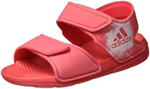 adidas Mädchen Altaswim Riemchensandalen, Pink (Core Pink/Ftwr White/Ftwr White), 34 EU