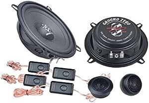 Ground Zero Audio Gzic 525fx 13cm Lautsprecher System Flach Navigation