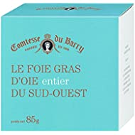Foie de oca entero en lata de 85 gr. Comtesse du Barry