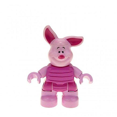 1 x Lego Duplo Disney Figur Ferkel rosa -