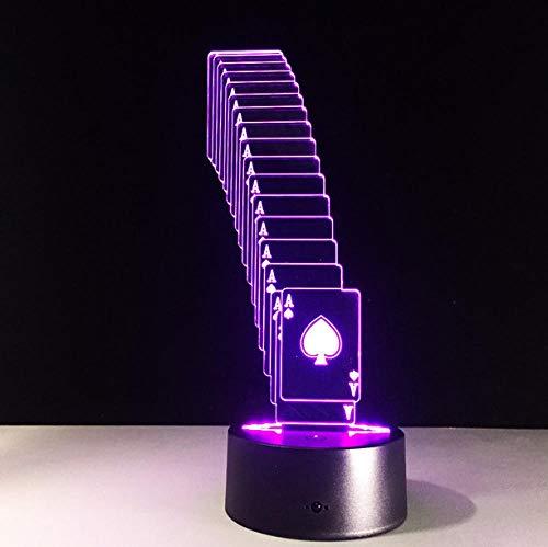 Lumière Bébé Mini Lampe Xihahaha Nouveauté Alimenté Enfants Lumières Nuit Motion 3d Batterie Chambre Sensor Led BCxoWrde