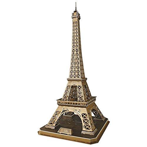 Legler - 2019667 - Puzzle 3D - Tour Eiffel Grande