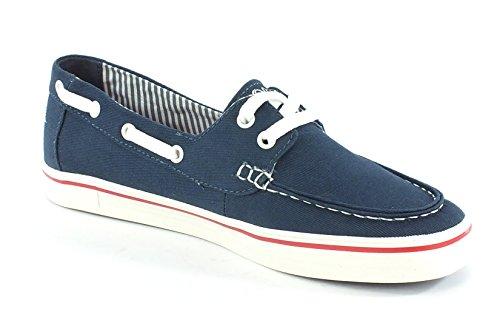 Mokassin blau Oliver s Slipper Navy Slipper Mokassin 7322 Oliver 7322 s blau Fq4Rwx