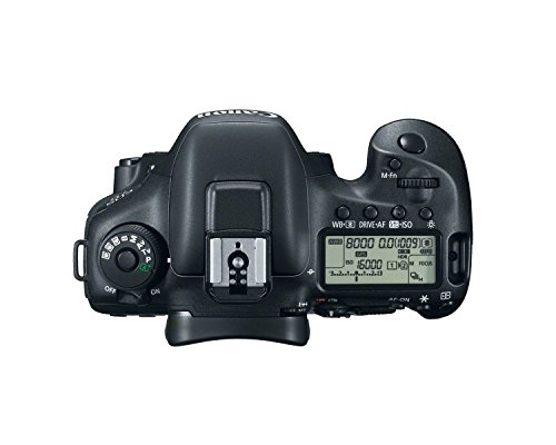 Canon EOS 7D Mark II Digital SLR Camera + 18-135mm is USM Lens