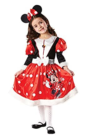 Rubie's Official 881872 Minnie Mouse Winter Wonderland S