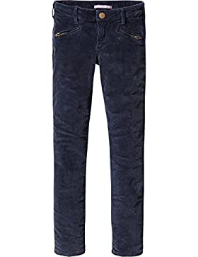 Scotch & Soda R'Belle Biker Pants In Bleached Ribcord, Pantalones para Niños