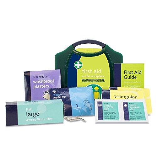 Erste-hilfe-kit 1 Person (metropharm 194.0R.M. HSE Erste Hilfe Kit, 1Person, Riga Bum Tasche)