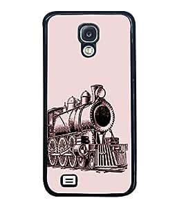 PrintVisa Designer Back Case Cover for Samsung Galaxy S4 Mini I9195I :: Samsung I9190 Galaxy S4 Mini :: Samsung I9190 Galaxy S Iv Mini :: Samsung I9190 Galaxy S4 Mini Duos :: Samsung Galaxy S4 Mini Plus (Classy Design Of Rare Engine)