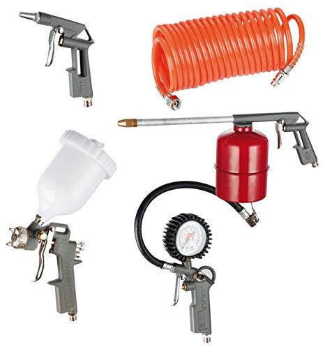 Kit de accesorios para compresores 5 unidades