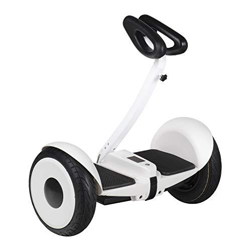 Ecogyro GWay Lite Scooter Eléctrico, Juventud Unisex, Blanco, Talla Única
