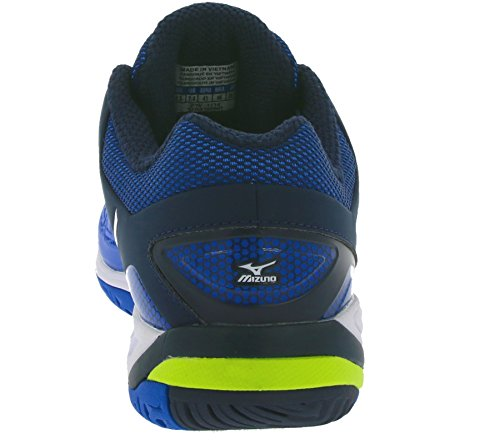 Mizuno Wave Exceed Tour AC Tennisschuh Blau