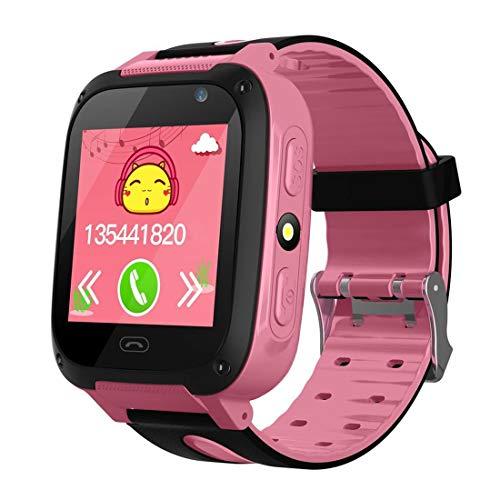 Pulsera inteligente TX Smart Watch para niños con GPS, Reloj para niños...