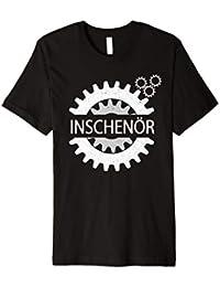 lustiges Ingenieur T-Shirt - INSCHENÖR Österreich Austria