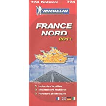 France Nord : 1/1 000 000
