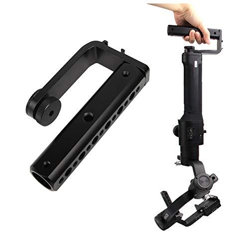 Meijunter Fest Handle Griff für DJI Ronin S - Bottom Handgriff Stabilisator Verlängert Stab Pole Halter Support mit 1/4 Schraube Schnittstelle Kits -