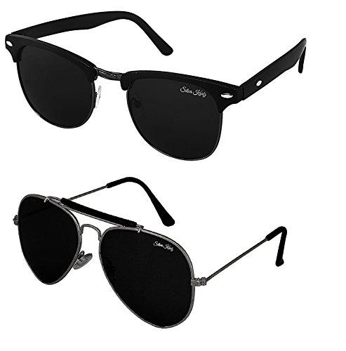 Silver Kartz Premium look exclusive sunglasses combo collection cm249