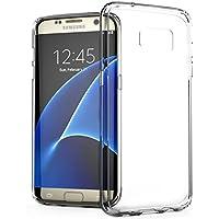 Samsung Galaxy S7 Edge Case, Fosmon HYBO-FENDER (TPU+PC) Case for Samsung Galaxy S7 Edge - Clear