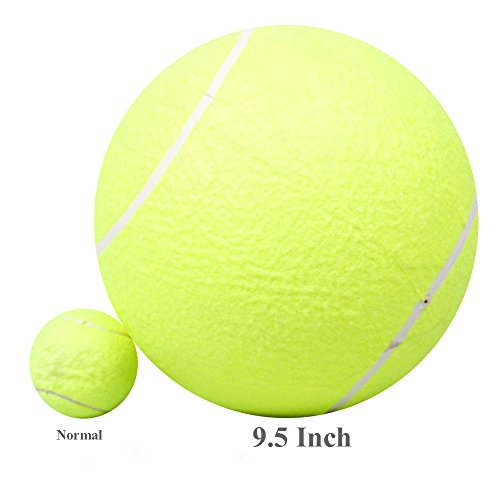 The Big Dog 's Bälle, XXXL Pet Tennis Ball Hundespielzeug Puppy Training Übung GIANT Jumbo 24 cm Neuheit Pet Toys Maurerkelle