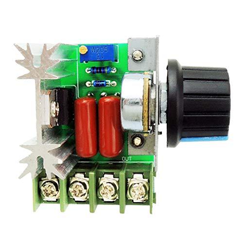 KESOTO AC 110 V-220 V PWM Motor Drehzahlregler Drehzahlsteller Controller 50V-220V 25A -