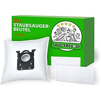 ErgoClassic 20 Premium Staubsaugerbeutel Für AEG ELECTROLUX S-Bag