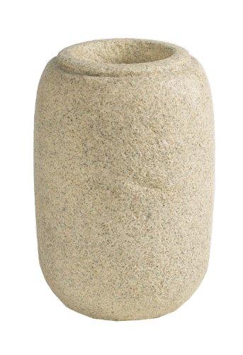 Laguna Ornament Sagada-Vase, Weiß -