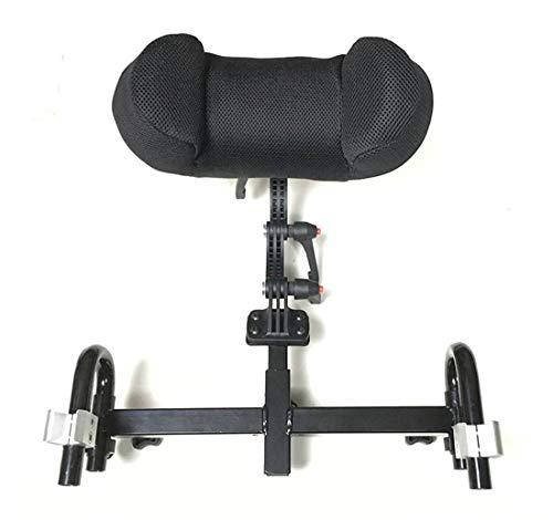 Bbbqly Rollstuhl Kopfstütze Rollstuhl zubehör Kopfstütze Nackenstütze Rollstuhl Pillow Drive Medical Universal Rollstuhl-Kopfstütze Rollstuhl Nackenkissen Rollstuhl Nackenstüt zkissen