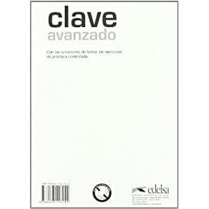 Uso de la gramática española. Avanzado. Claves.