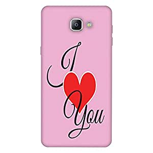 FASHEEN Premium Designer Soft Case Back Cover for Samsung Galaxy On Nxt