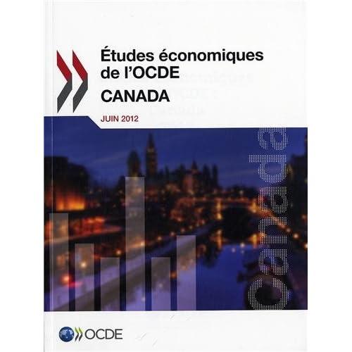 Études économiques de l'OCDE : Canada 2012