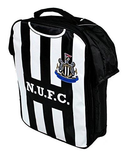 Lunch Tasche Offiziell Fußball Team Verschiedene Teams zur Auswahl - Ca. 29 x 22 x 6cm, 100% Baumwoll-Jersey, FC Newcastle (Baumwoll-jersey United)