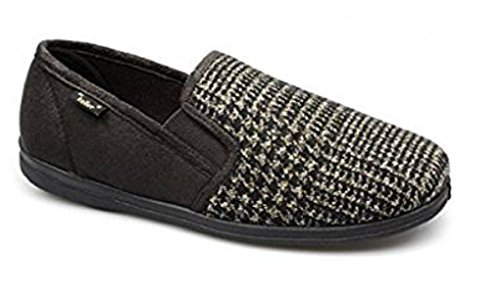 Pantofole Keller Dr Per Marroni rockwell L'uomo P0xFw
