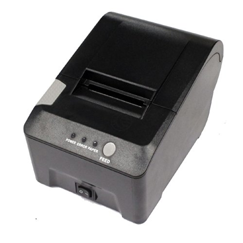 Cablematic – 58 mm Pos Thermodrucker ESC POS USB RJ11