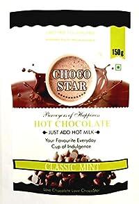 Chocostar Mint Hot Chocolate Drink Powder 150g