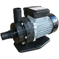 Steinbach Sandfilteranlagenzubehör Filterpumpe CPS 40-2, Schwarz, 75 l/min / 200 W / 230 V