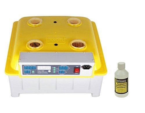 Incubadora automática Janoel 48