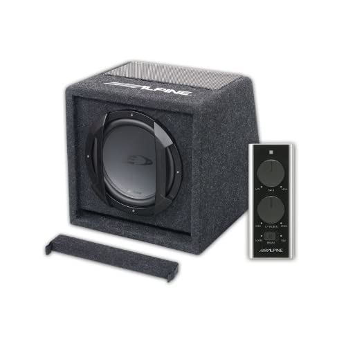 415yOFNvrzL. SS500  - Alpine PWE-V80 Underseat Active Subwoofer