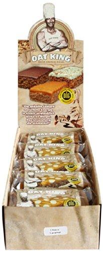 LSP Oat King Riegel Choco Caramel 10x95g, 1er Pack (1 x 950 g)