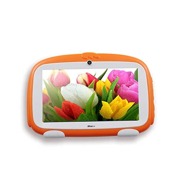 UseMost Binai A9 Quad Core 512M RAM 8G ROM Android 5.1 7 Inch Kids Tablet Orange Generic Note: Due to the being easy to get damaged of tablet PC screens and the insufficient protection of the original packaging, so we decide to replace the original packaging with the foam packaging to enhance the protection. Description: 2