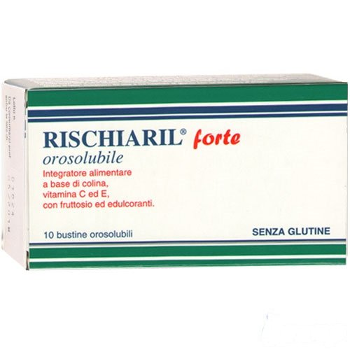 rischiaril forte