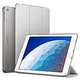 ESR Hülle kompatibel mit iPad Air 3 2019 10.5 Zoll - Ultra Dünnes Smart Case Cover mit Auto Schlaf-/Aufwachfunktion - Kratzfeste Schutzhülle für iPad Air 3th Generation - Silber