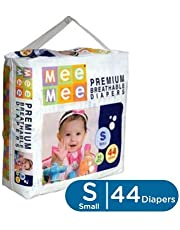 Mee Mee Premium Small Size Diapers (22 Count)