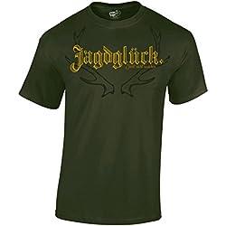 Camiseta: Jagdglück