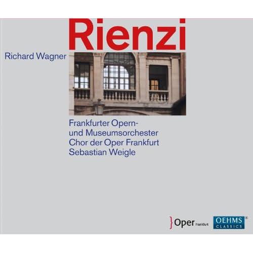 Rienzi, Act III: Heil, Roma, dir! Du hast gesiegt! (Rienzi, Baroncelli, Adriano, Chorus)