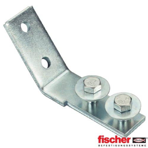 Fischer Montagewinkel MW 38-45 Grad, 79658