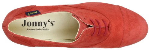 Jonny's 6937 S, Chaussures basses femme Rouge (Coral)