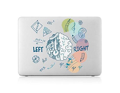 Macbook Aufkleber, Stillshine Super dünn (0,07 mm) Removable Bunte Muster Fashion Macbook Sticker Aufkleber Skin Laptop Vinyl Decal Sticker Abziehbild Abziehbilder (Pattern 8) (Mac Skin Laptop)