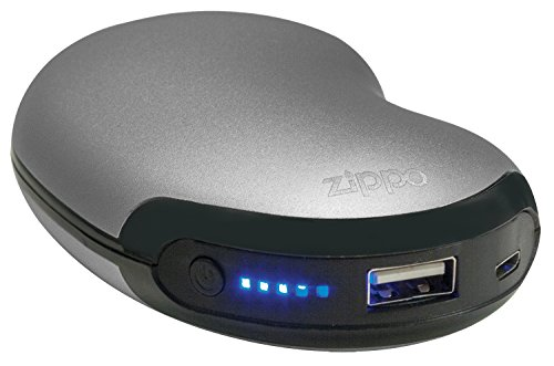 Zippo 2005830Heat Banco 6batería recargable calentador